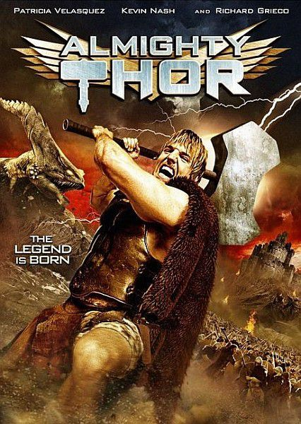 ����������� ������� ��� / Almighty Thor (2011/DVDRip)