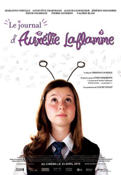 Дневник Аурелии Лафлам / Le journal d'Aurélie Laflamme (2010) DVDRip