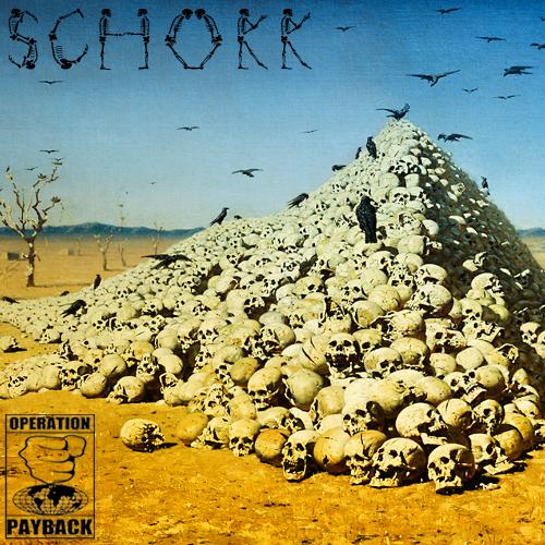 Schokk (ex. Rap Woyska) - Operation Payback [EP] (п/у Oxxxymiron, aka Sadist, MAXAT) [2011]
