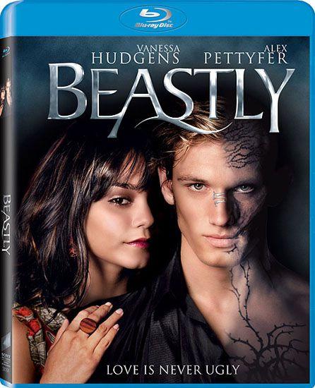 Страшно красив / Beastly (2011/HDRip/1400Mb)