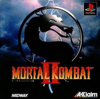 Mortal Kombat 2 (1996/ENG/PSone)