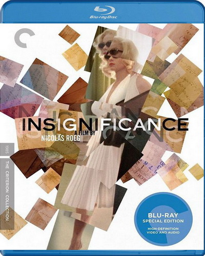 ����������� / Insignificance (1985) BDRip 720p