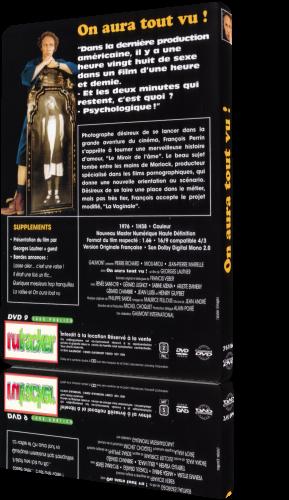 Дальше некуда / On aura tout vu (Жорж Лотнер / Georges Lautner) [1976, Франция, комедия, DVDRip] MVO