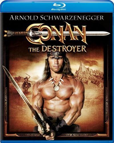 Конан-разрушитель / Conan the Destroyer (1984) BDRip 720p + 1080p