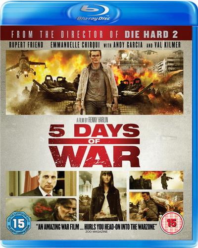 5 дней в августе / 5 Days of War (2011) BDRip 720p