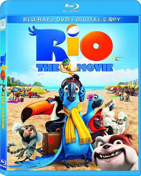 Рио / Rio (2011/BDRip/720p/1080p/AVC/HDRip)