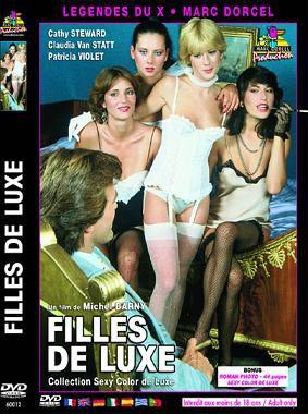 Marc Dorcel - Роскошные девушки / Filles De Luxe (1981) DVD5 |