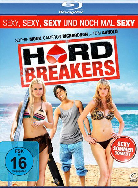 Красотки / Hard Breakers (2010/DVD5/HDRip/1400Mb/700Mb)