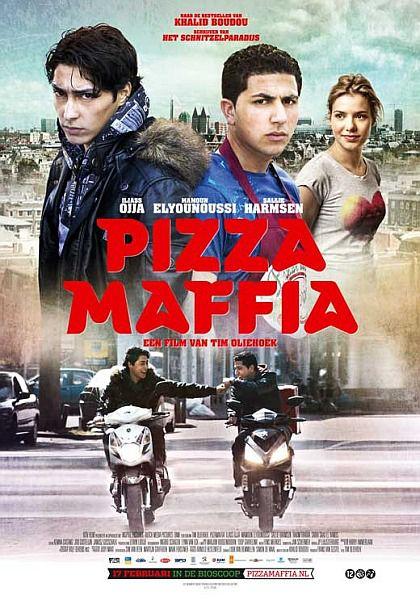 Пицца мафия / Pizza Maffia (2011/DVDRip/700Mb)