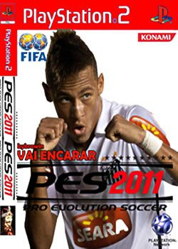 Download Pro Evolution Soccer 2011 V3 NTSC   PS2