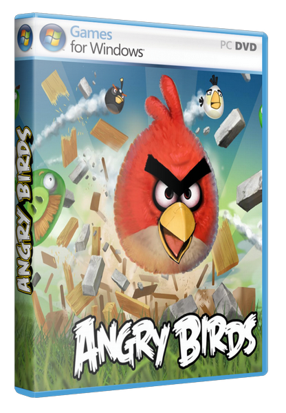 Angry Birds [RePack] (2011) RUS