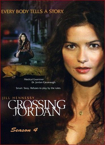 Расследование Джордан / Crossing Jordan (4 сезон/2004) HDTVRip