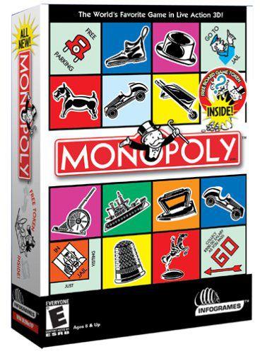 Monopoly 3D / Монополия 3D