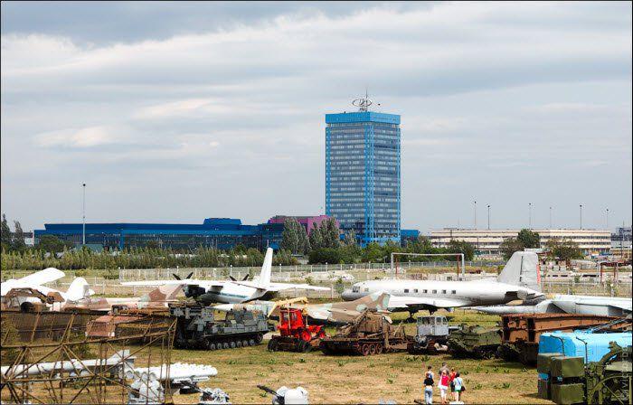 АвтоВАЗовский музейно-парковый комплекс