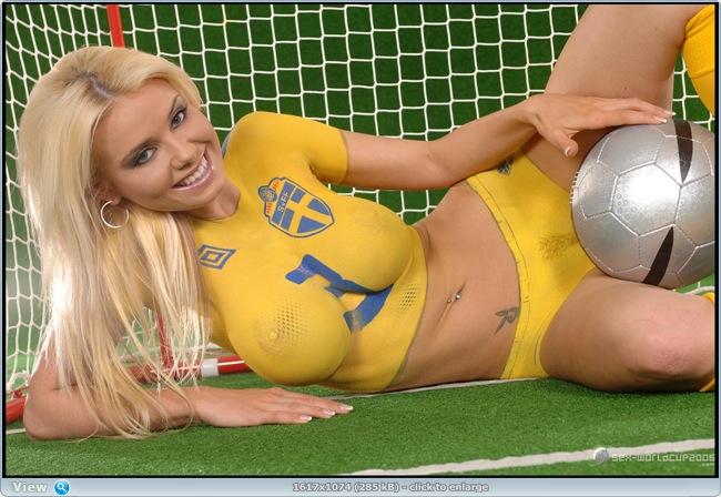 Порно футбол фото