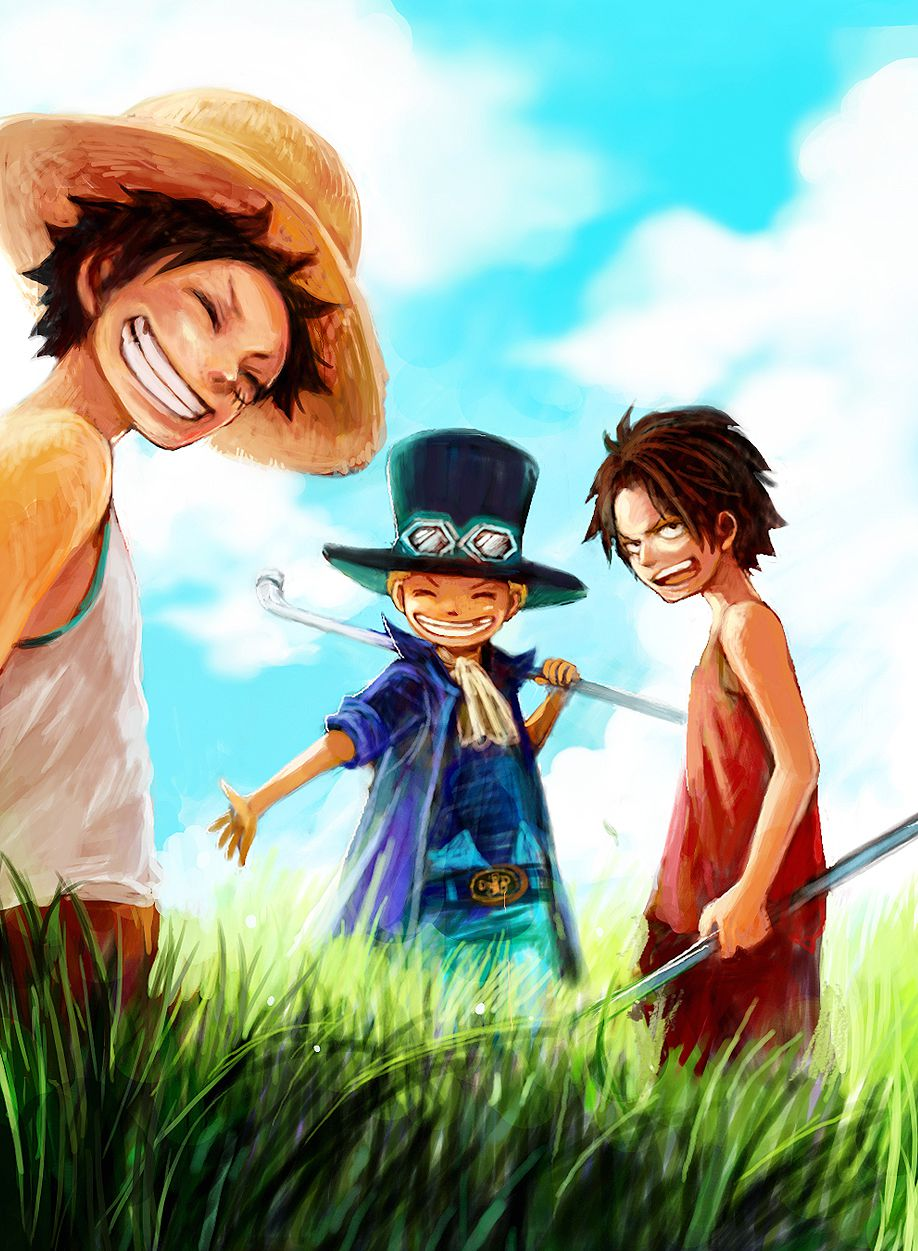 One Piece Сабо