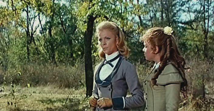 ������. ������ ���� ��������� / Osceola. Die rechte Hand der Vergeltung (1971) DVDRip