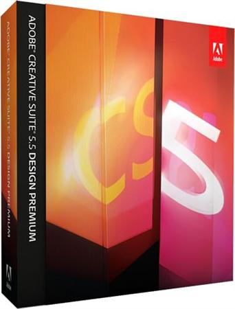 Adobe CS5.5 Design Premium DVD Update 2 [RUS / ENG]