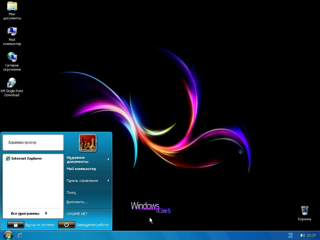 Microsoft Windows nCore 5