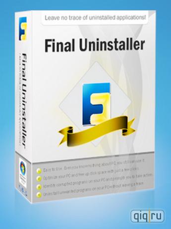 Final Uninstaller 2.6.1