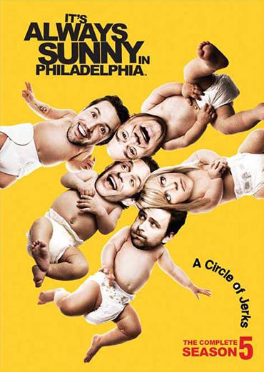 В Филадельфии всегда солнечно / It's Always Sunny in Philadelphia (5 сезон/2009) WEB-DLRip