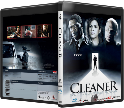 Чистильщик / Cleaner (2007) HDRip