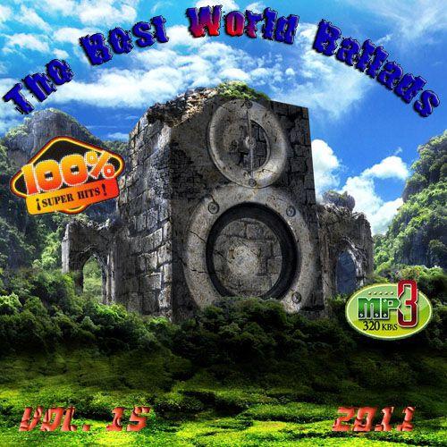 The Best World Ballads Vol.15 (2011)