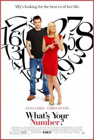 Сколько у тебя? / What's Your Number? (2011) DVDRip | Лицензия