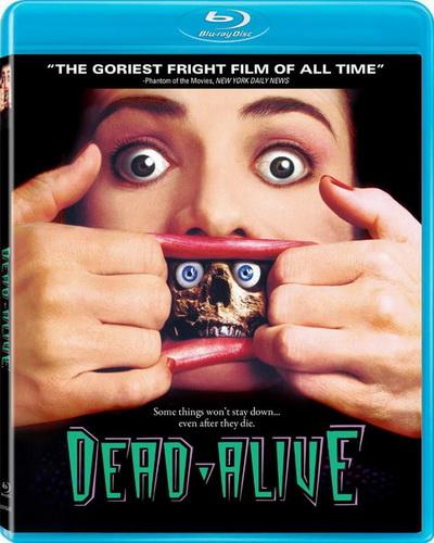 Живая Мертвечина / Dead Alive (1992) BDRip 1080p + 720p + DVDRip