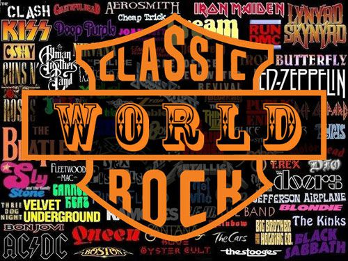 VA - World Classic Rock (2011)