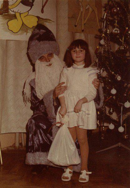 Деды Морозы советских времен