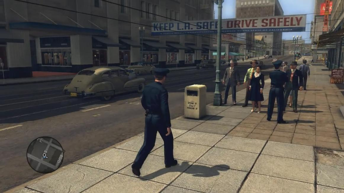 Download L.A Noire: The Complete Edition Repack By R.G Revenants