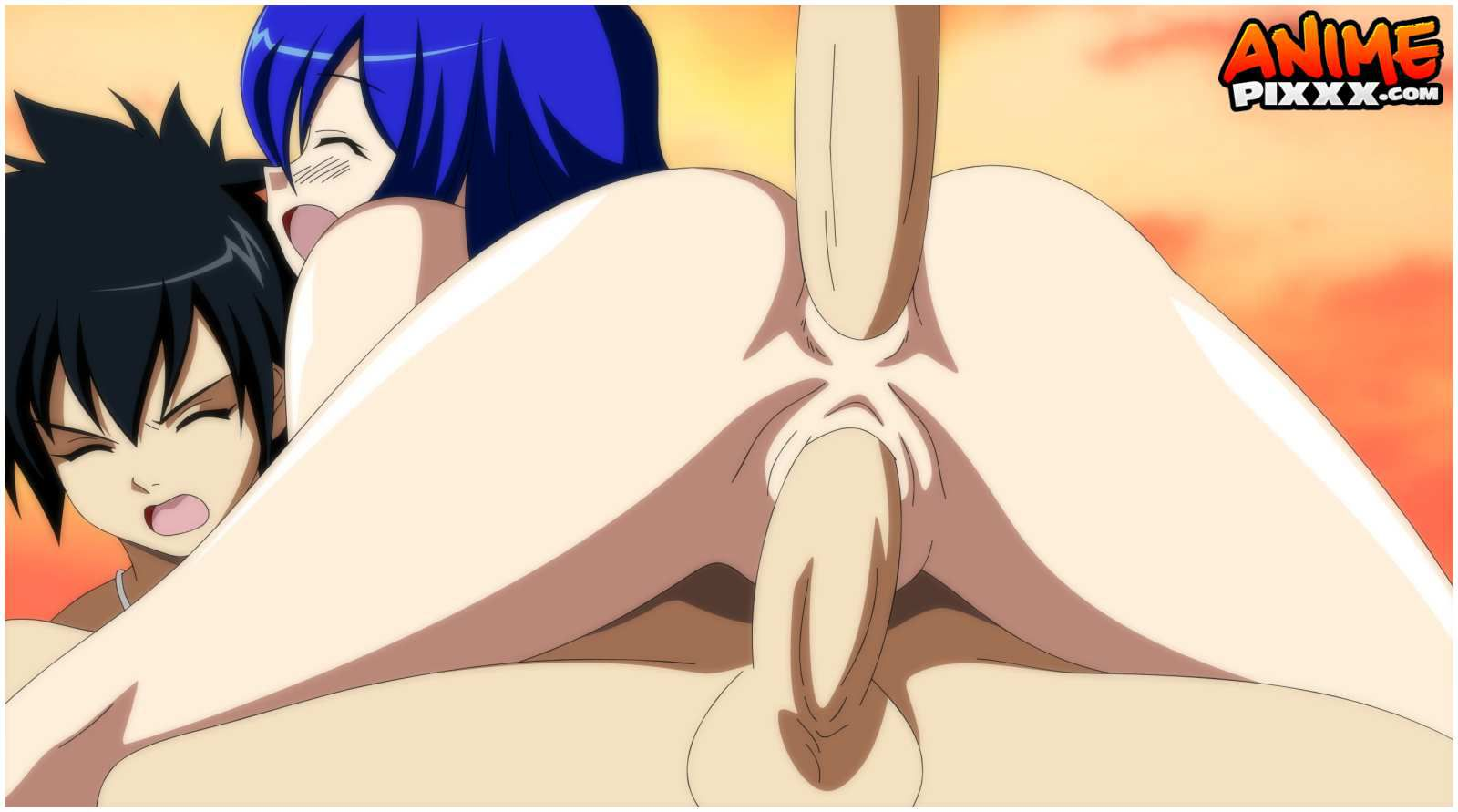 Fairy tail porn video good quality hentia images