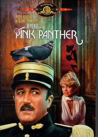Месть розовой пантеры / Revenge of the pink panther (Блейк Эдвардс / Blake Edwards) [1978, Великобритания, США, комедия, DVDRip-AVC] MVO