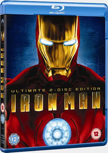 Железный человек/Iron Man