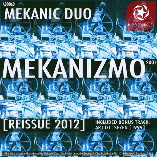 Mekanic Duo - Mekanizmo (Reissue 2012)