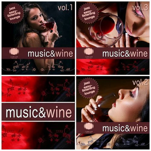 Music & Wine Vol.1-3 (2011-2012)