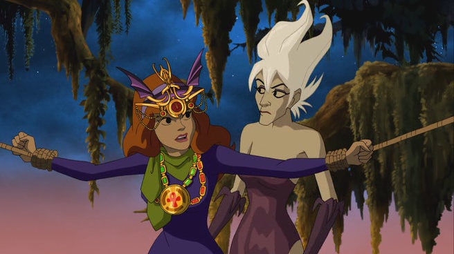 Скуби-Ду! Музыка вампира / Scooby Doo! Music of the Vampire 2012 DVDRip Лицензия