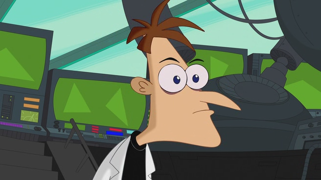 ����� � ����: ��������� ������� ��������� / Phineas and Ferb the Movie: Across the 2nd Dimension 2011 DVDRip ��������
