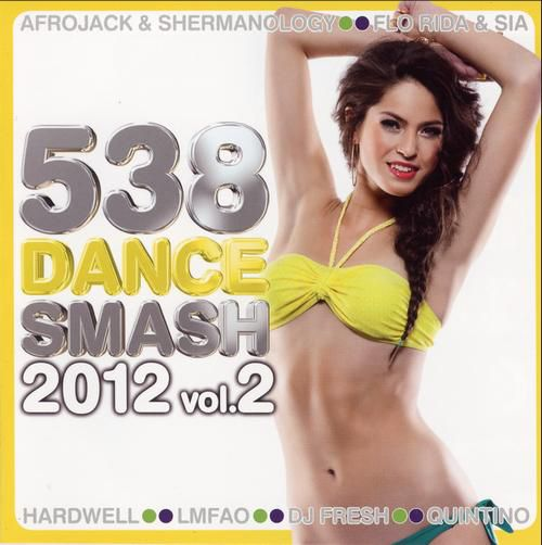 538 Dance Smash 2012 vol.2 (2012)