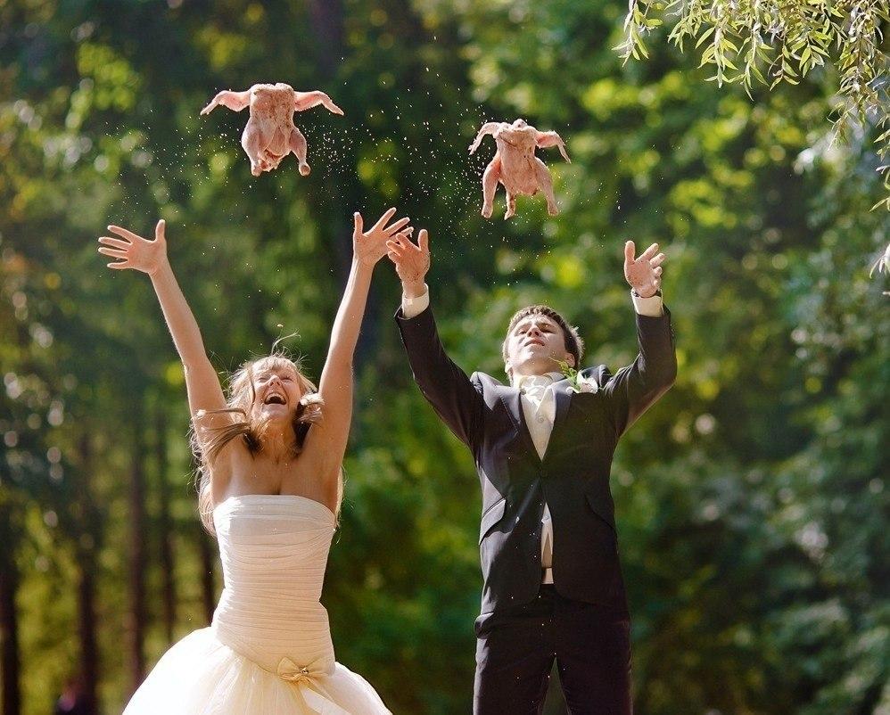 Свадебные оригинальные идеи