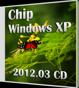 Chip Windows XP 2012.03 CD (2012) Русский