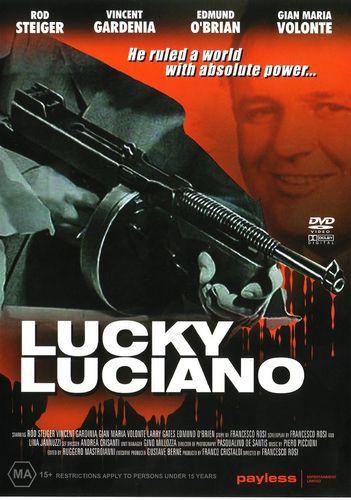 Лаки Лучиано 1973 - профессиональный
