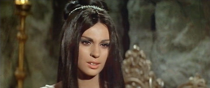 Неукротимая Анжелика / Indomptable Angelique (1967) DVDRip