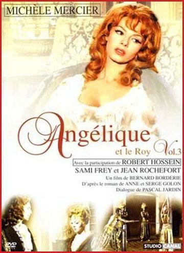 Анжелика и король / Angelique et le roy (1965) DVDRip