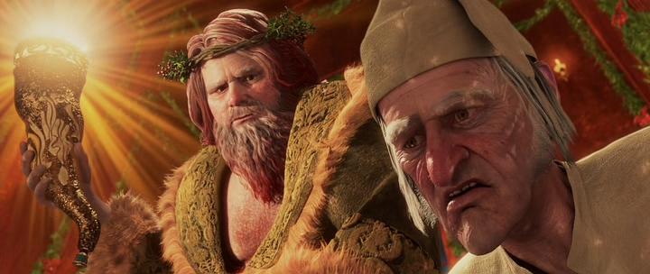 Рождественская история (2009) HDRip