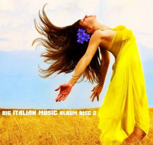 BIG ITALIAN MUSIC ALBUM DISC 2 (2012)