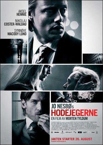 Охотники за головами / Headhunters / Hodejegerne (Мортен Тильдум / Morten Tyldum) [2011, Германия, Норвегия, боевик, триллер, криминал, HDRip-AVC] Dub + Sub (rus, eng, nor)