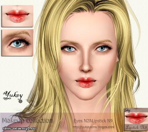 Глаза, линзы, брови для Sims 3 1933203a116ccb776fa3a142c8220508