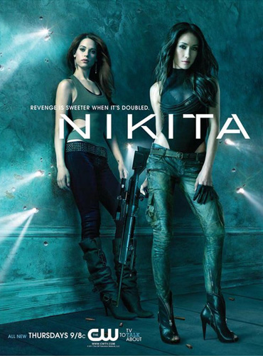 Никита / Nikita (2 сезон / 2011) WEB-DLRip/HDRip